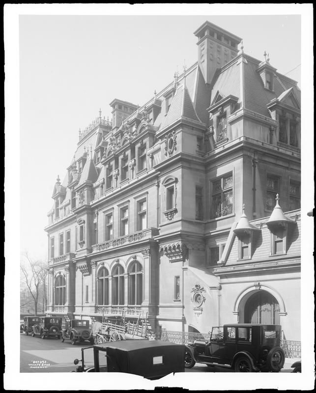 The Gilded Age Era: Astor Mansion At 65th Street
