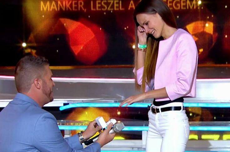 Élő adásban kérte meg barátnője kezét Kasza Tibi - https://www.hirmagazin.eu/elo-adasban-kerte-meg-baratnoje-kezet-kasza-tibi