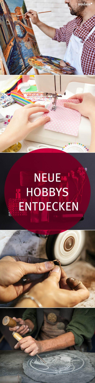 Entdecke neue Hobbys Unsere Top 5