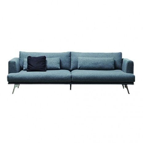 Forli 3 Seater Sofa U2013 Lounge Sofa   ID Design Interieurs   Living Room
