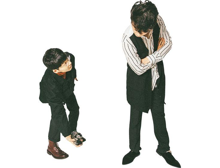 画像2: 相思相愛な綾野剛×星野源、お互いを撮り合いっこ♡