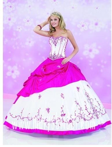 ballroom prom dresses