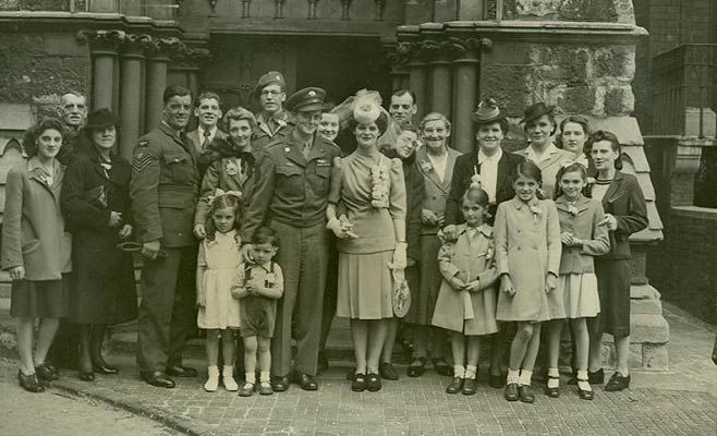 70 Best War Brides & W.W. 2. Images On Pinterest