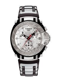 Mens' T-Race Tissot watch