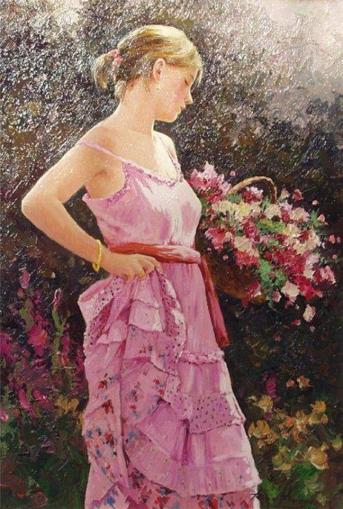 картина художник Jose Miguel Roman Frances -20