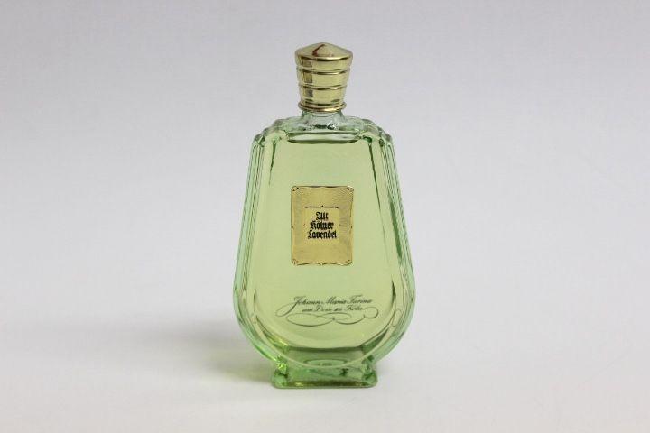 Original Johann Maria Farina Alt Kölner Lavendel in Luxusflasche in OVP 90 ccm