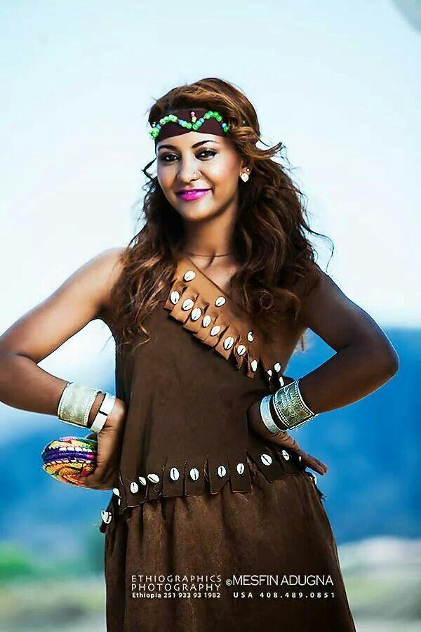 Ethiopian attire