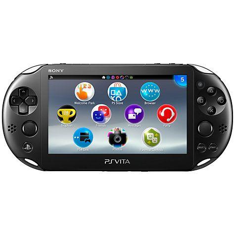 PlayStation Vita Slim (w/ Wi-Fi)