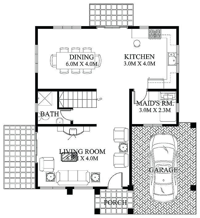 Ethanjaxson I Will Convert Jpg Pdf Hand Sketch Old Plan To Autocad 2d Or 3d For 5 On Fiverr Com Small House Design Plans Cool House Designs Modern House Design