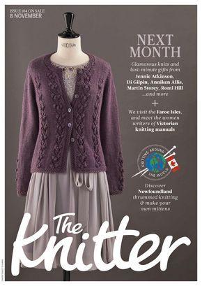 The Knitter №103 2016 - 轻描淡写 - 轻描淡写