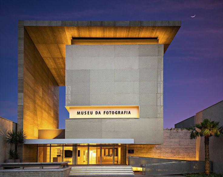 MUSEU DA FOTOGRAFIA, Photography Museum. Marcus Novais Arquitetura. Photograph by Celso Oliveira
