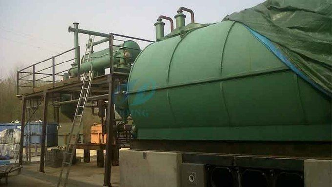 Henan Doing produced pyrolysis plant ,as a pyrolysis plant manfactures and suppliers,we prodviced new technology pyrolysis plant .The pyrolysis plant for recycling waste tyre/palstic and convert waste tyre/plastic to fuel oil .  Contact: Ms Bonnie  Phone: +86-371-5677 1821         +86 15893800169  Skype: bonniezhao2  Email: oilmachine@doinggroup.com  www.wastetireoil.com  www.china-doing.com