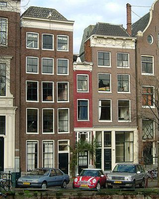 12 of the Narrowest Homes in the World  Space constraints, trapezoidal plots, tax evasion—even spite—have given rise to some of the skinniest houses across the globe