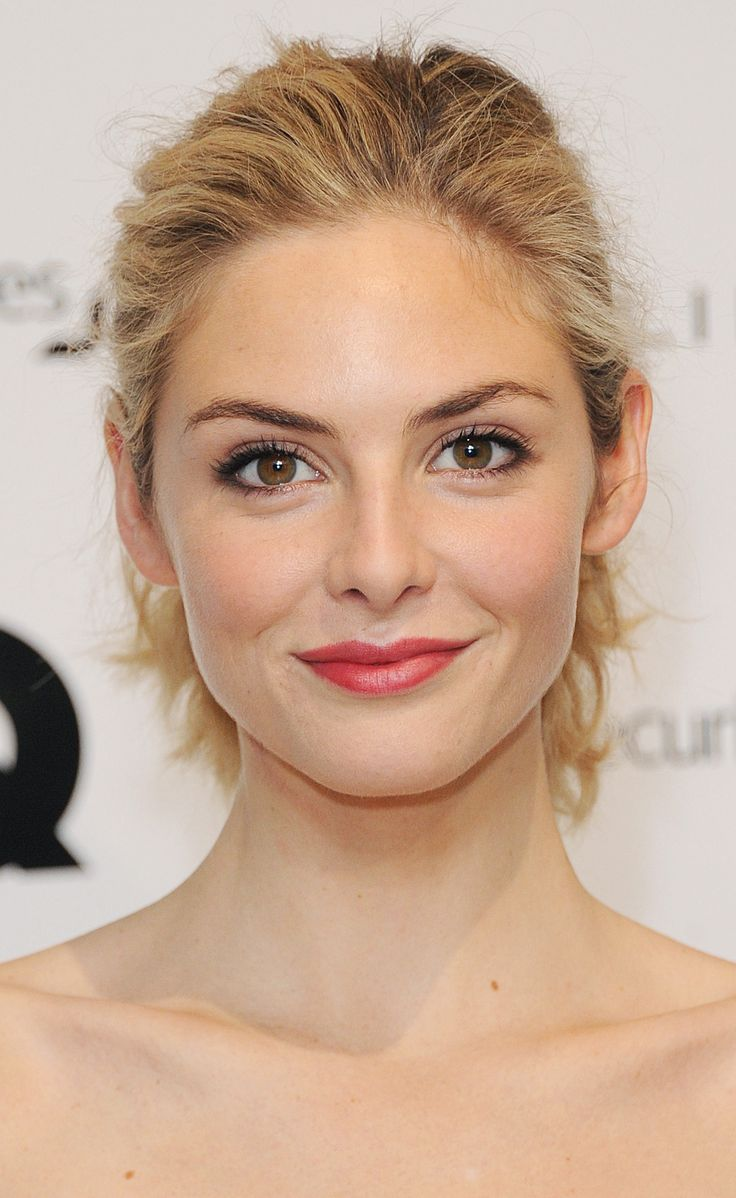 Tamsin Olivia Egerton is an English actress and model best known for her roles as Chelsea Parker in the 2007 film St Trinian's, Holly Goodfellow in the 2005 film Keeping Mum and Guinevere in the 2011 TV series Camelot.