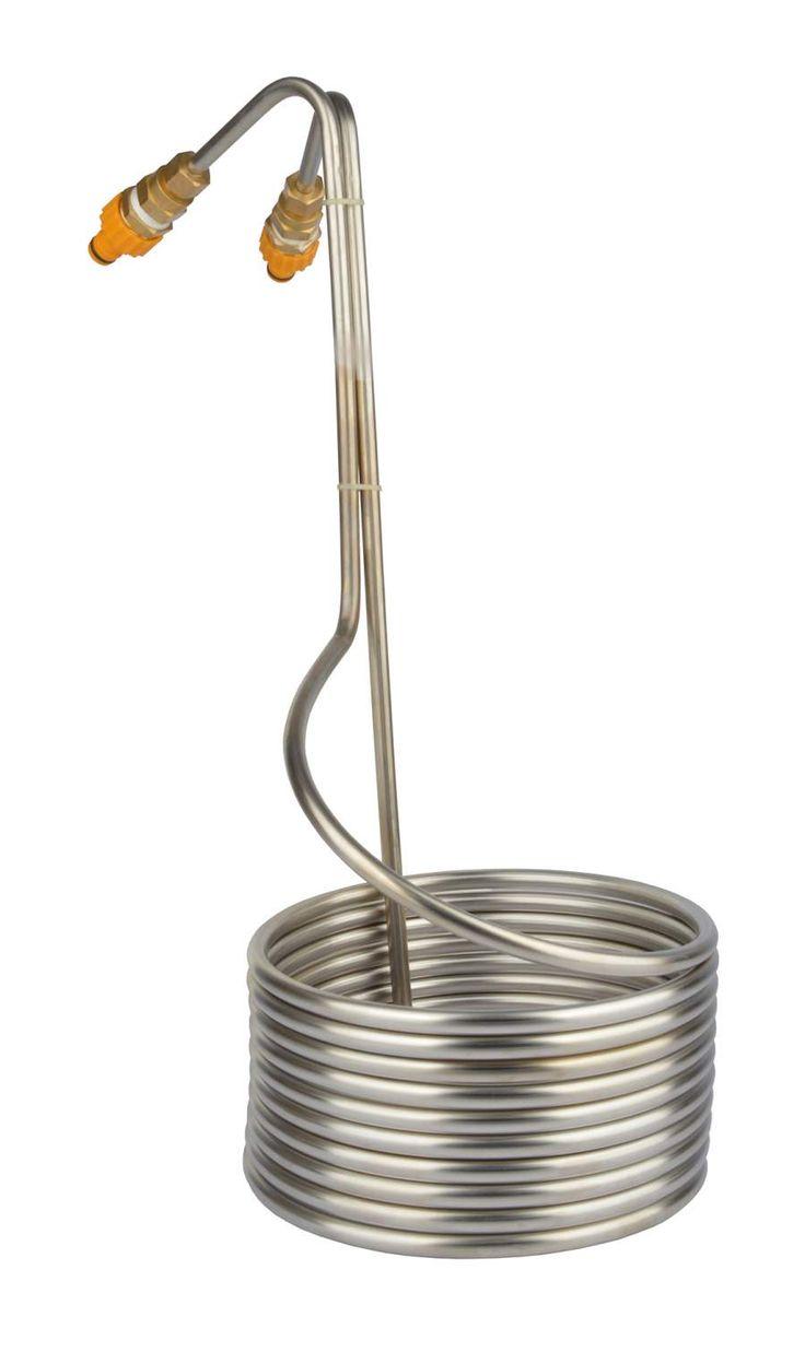 Brewferm Chill'in 20 refroidisseur de moût en inox