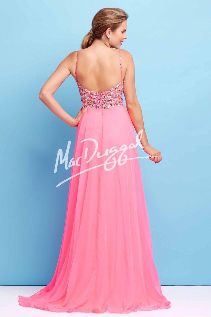 25 best vestidos de fiesta images on Pinterest | Party dresses, Ball ...