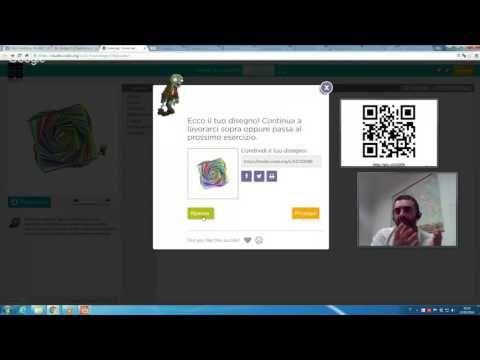 L'Artista 5: le funzioni ricorsive e i frattali - Il corso introduttivo di Code.org