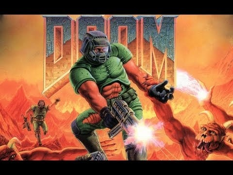 CGRoverboard THE ULTIMATE DOOM for PC Video Game Review. MY FAVORITE VIDEO GAME OF ALL TIME!! Never gets Old, Never Gets Boring