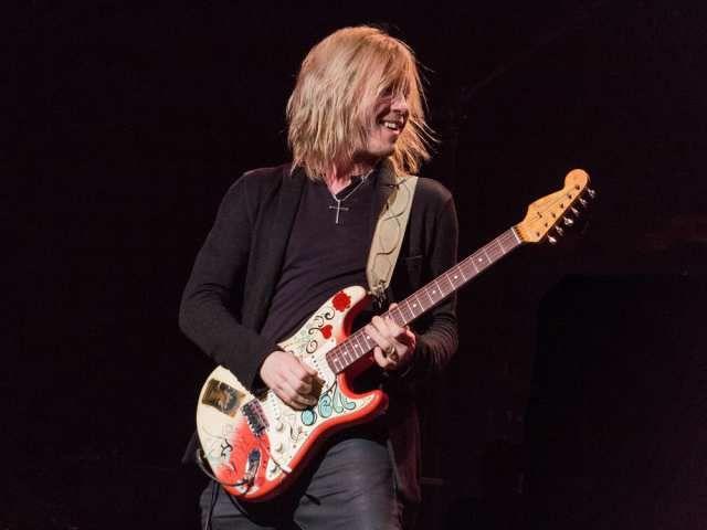 Kenny Wayne Shepherd to test rocking new music at Bluesfest in Windsor