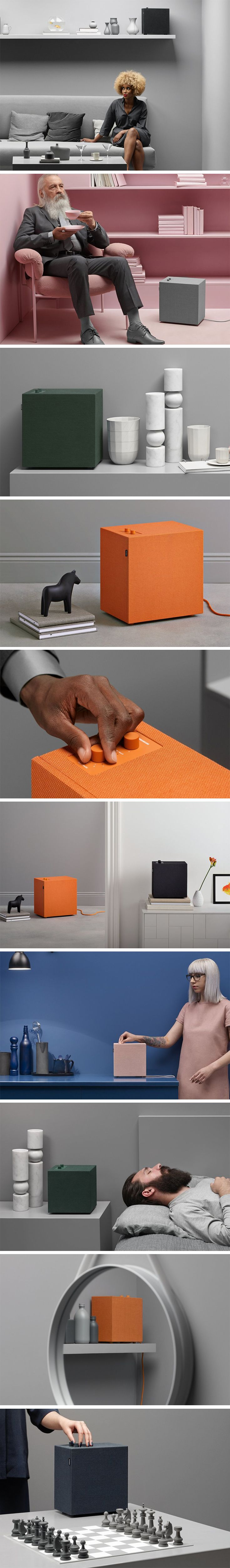 With the increasing abilities of home assistants like Google Home and Amazon Echo, the masses are flocking towards this all-in-one audio system trend. Stammen and Baggen, the two connected wireless speakers developed by Swedish audio company Urbanears are connected through Wi-Fi and Bluetooth, a different mood can be set in each room or equally, the speakers can be grouped for synchronized listening. BUY NOW!
