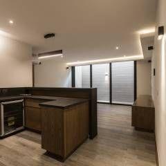 Encuentra aquí las mejores ideas para salas multimedia de estilo minimalista. 668 fotos de salas multimedia de estilo minimalista te servirán de inspiración para la casa de tus sueños.
