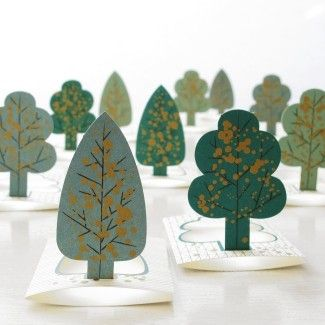 Forest wenskaarten