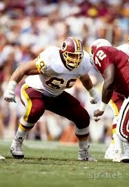 my cousin, Mark Schlereth. went on to win a Super Bowl with the Broncos