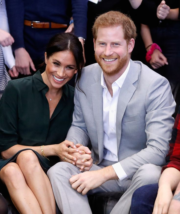 Top 10 Baby Name Predictions For Meghan Markle And Prince