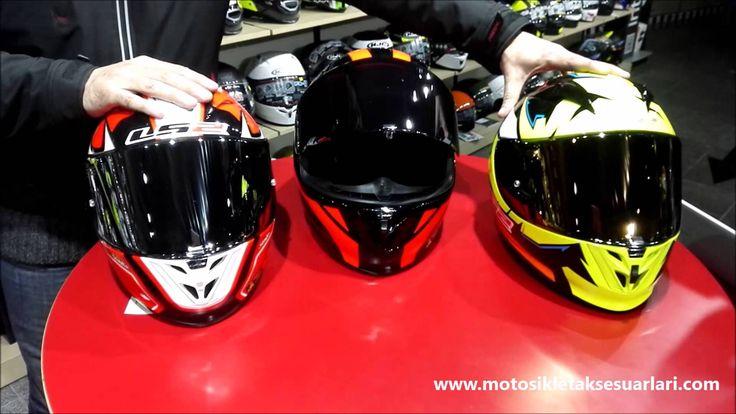 LS2 FF323 Motosiklet Kaskları Hakkında