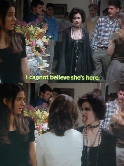 Fairuza Balk in The Craft, 1996. AH I love this movie* !