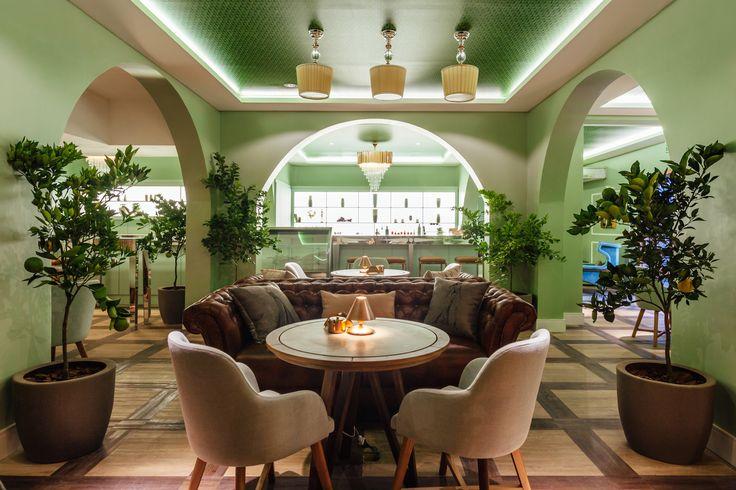 Projeto Cafeteria Decor & Moda, da arquiteta Adriane Karkow. Foto: Cristiano Bauce
