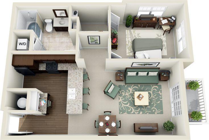 800 Sq Ft Apartment Floor Plan Images 30 Floor Plans Apartment