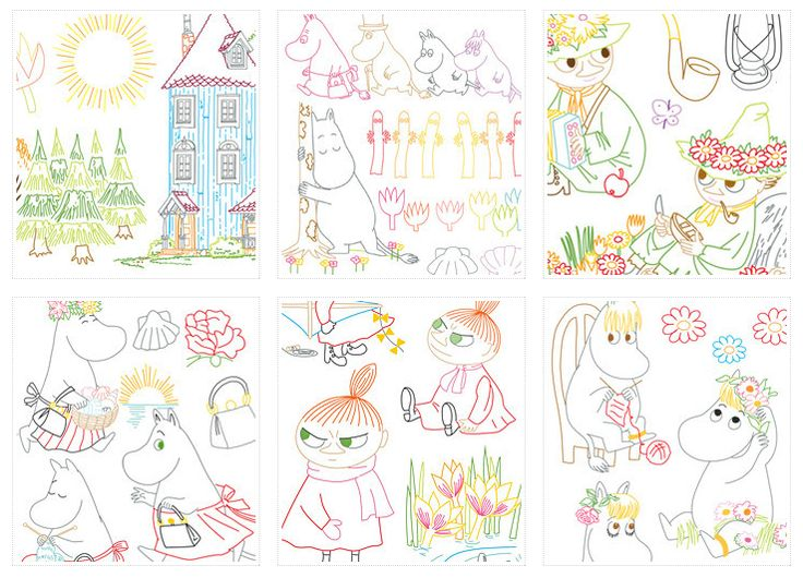 today in ACE/THINGS :: Stitch A Moomin?