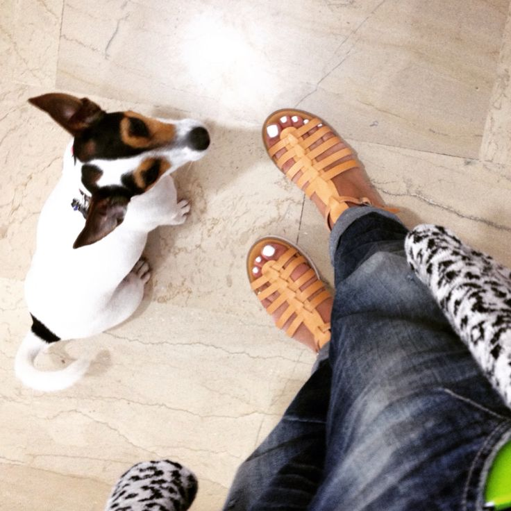 Handmade leather sandals. Gladiator flatforms  Feel the love by Rena Xenou