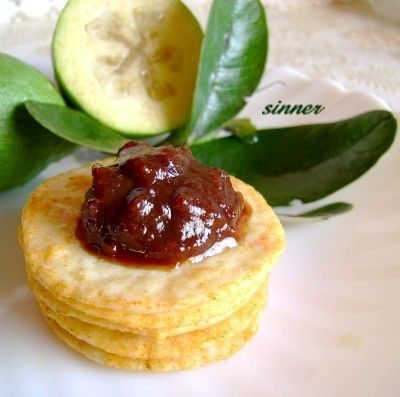 Feijoa Sweet Fruit Chutney