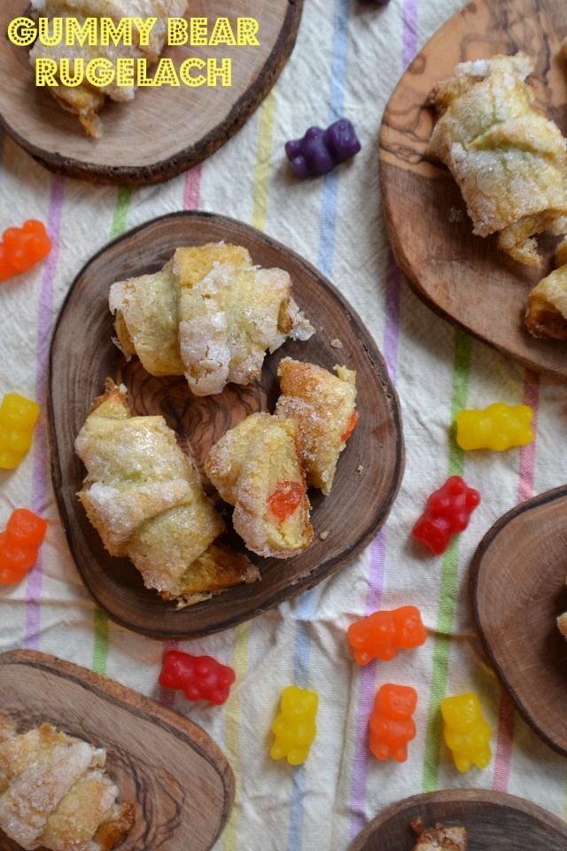 Gummy Bear Rugelach and the Kids Cooking Made Easy Cookbook Review
