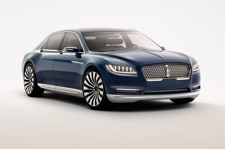 TOTD: The Lincoln Continental Concept - a Step in the Right Direction?
