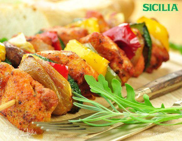 Цитрусовая изюминка: меню для пикника в новом свете от Sicilia