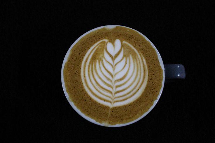 #coffee #coffeeart #koffie #koffiekunst