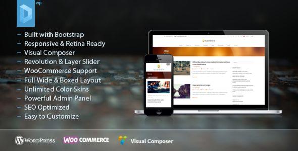 Professional WordPress Themes & Templates - http://wordpress-themes.cc/professional-wordpress-themes-templates/  Wordpress-Themes.cc