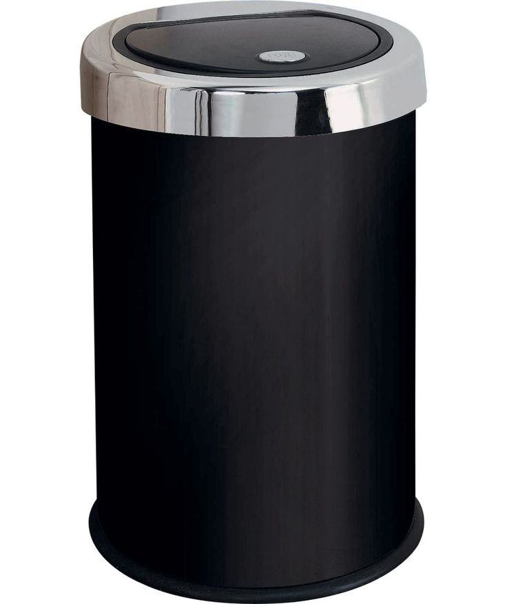 Buy 50 Litre Touch Top Kitchen Bin - Black at Argos.co.uk - Your Online Shop for Kitchen bins.