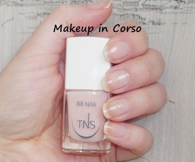 Makeup in Corso: BB Nail 5 in 1 TNS Cosmetics