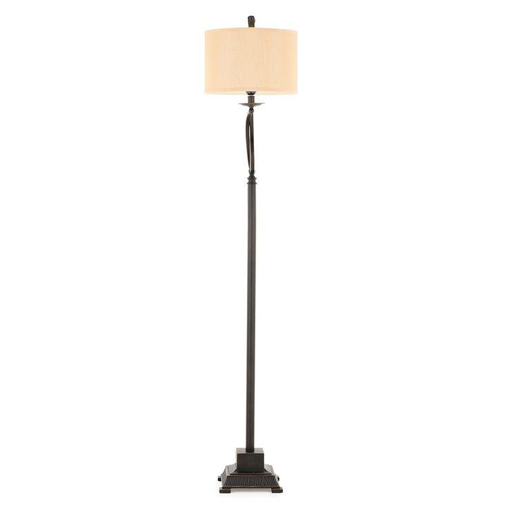 Mobexpert lampadar 1x60w e27 crem Lornia