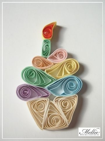 Image result for quilling weihnachten