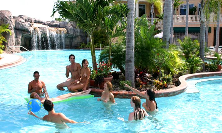 nude resorts florida keys