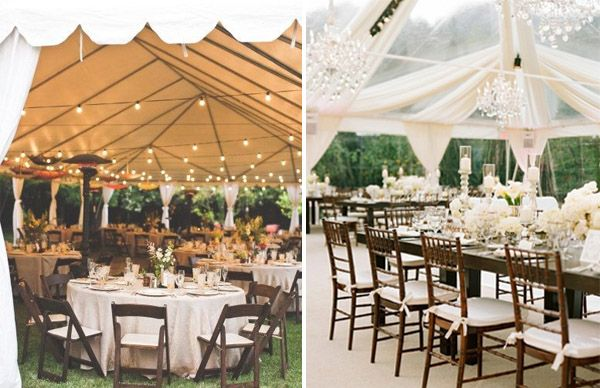 17 best images about fabric draping and event lighting on for Outdoor party tent decorating ideas