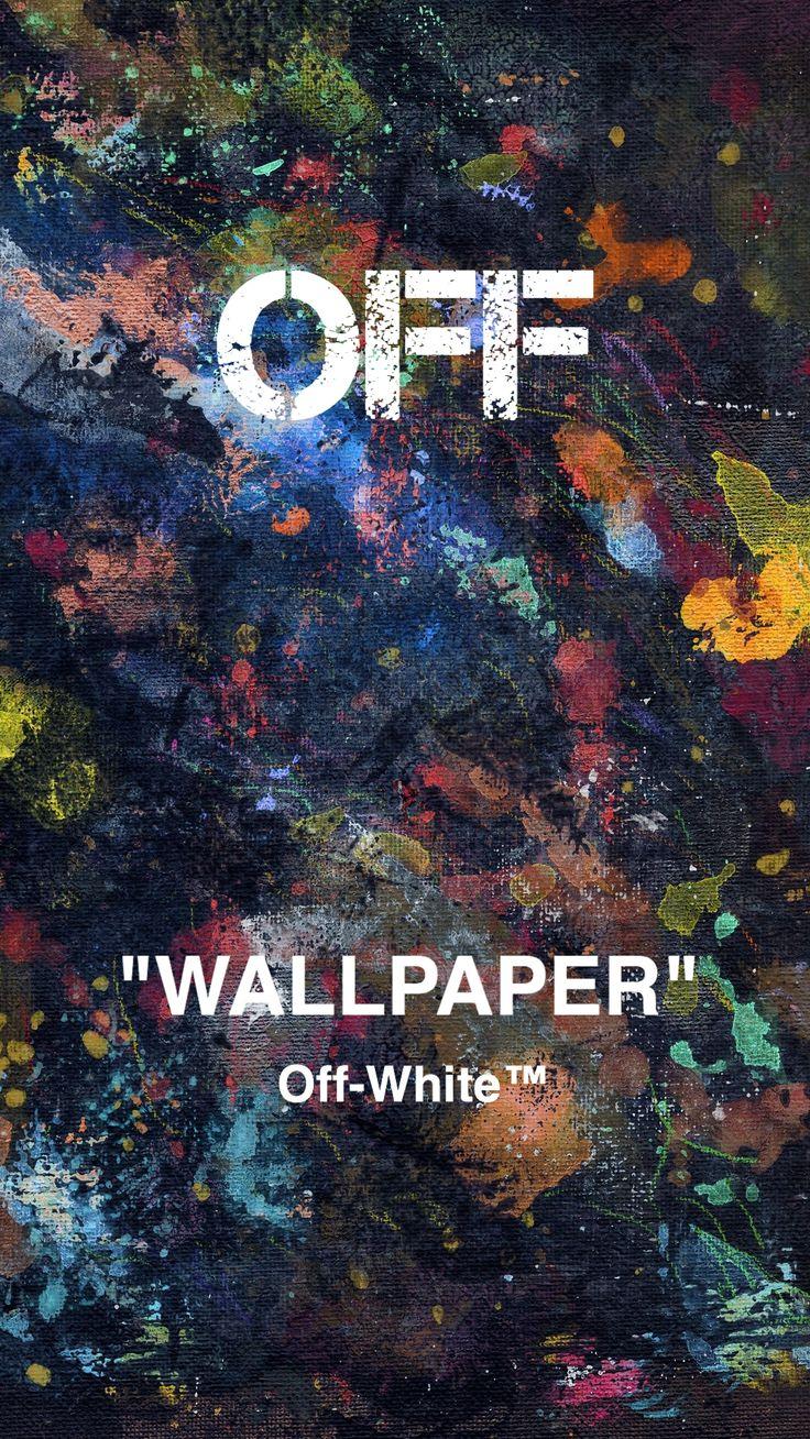 "OffWhite iPhone Wallpaper ""HYPE"" ekkor 2019"