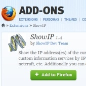 Privacy Concerns Over Popular ShowIP Firefox Add-On #security #privacy