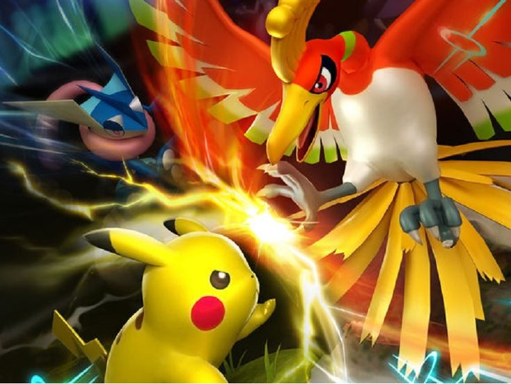 [Mobile Game] Pokemon duel for iOs and Android
