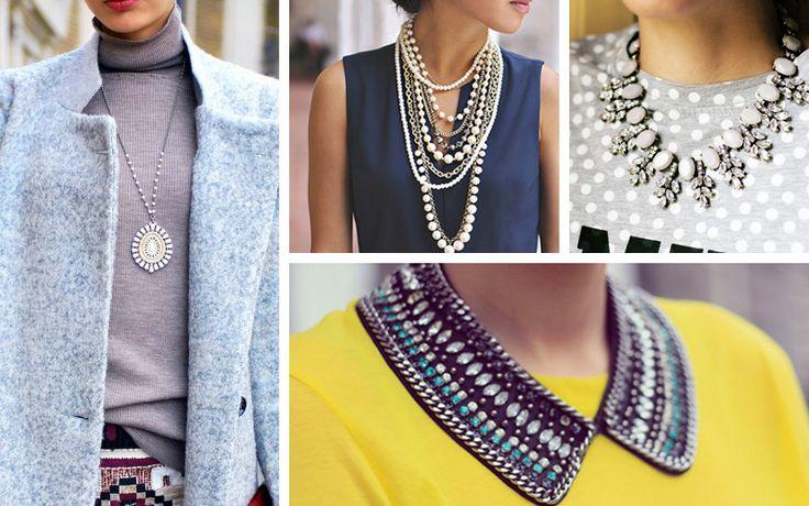 Se abbinare la collana al tipo di scollatura risulta sempre un'impresa, seguite questi semplici consigli per scegliere la collana giusta in base al vestito